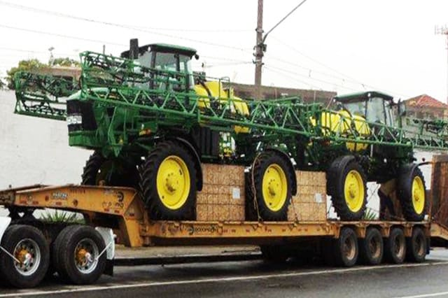 Transporte de Implemntos Agricolas MS